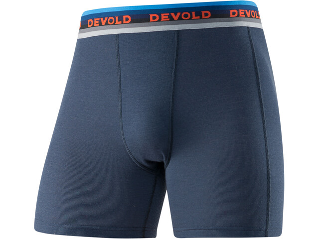 Devold Hiking - Ropa interior Hombre - azul